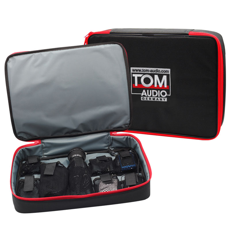 Tour Guide System TOM Audio TG 100 for minibuses bag
