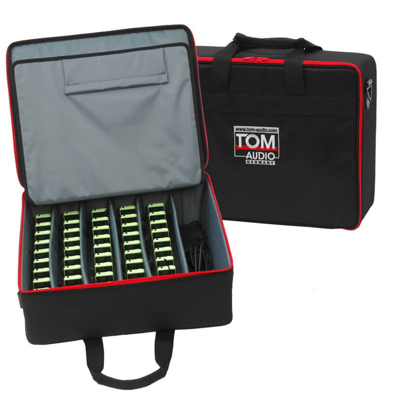 Tour Guide System TOM-Audio TG-101 Case